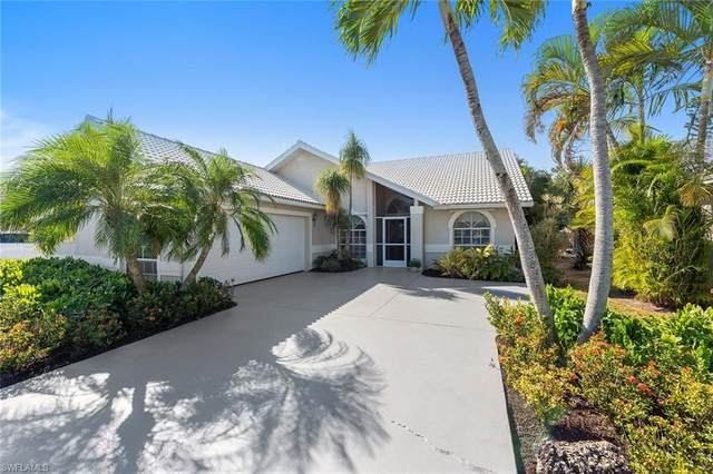 824 Belville Blvd, Naples, FL 34104 (MLS #220008648) :: Kris Asquith's Diamond Coastal Group
