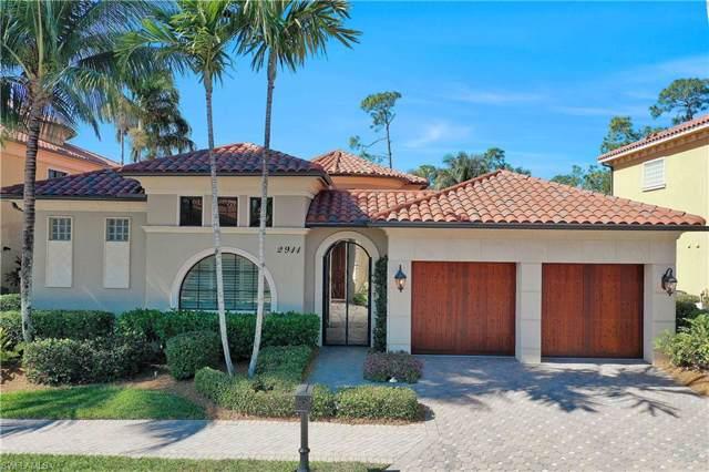 2911 Tiburon Blvd E, Naples, FL 34109 (MLS #220008700) :: Kris Asquith's Diamond Coastal Group