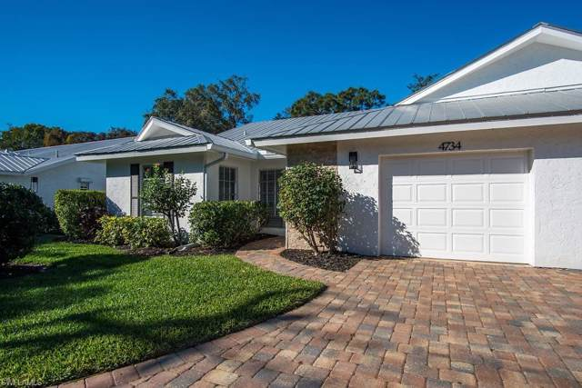 4734 West Blvd E-4, Naples, FL 34103 (#220008779) :: Caine Premier Properties