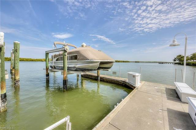 4185 Bay Beach #C42 Ln C42, Fort Myers Beach, FL 33931 (#220008985) :: Caine Premier Properties