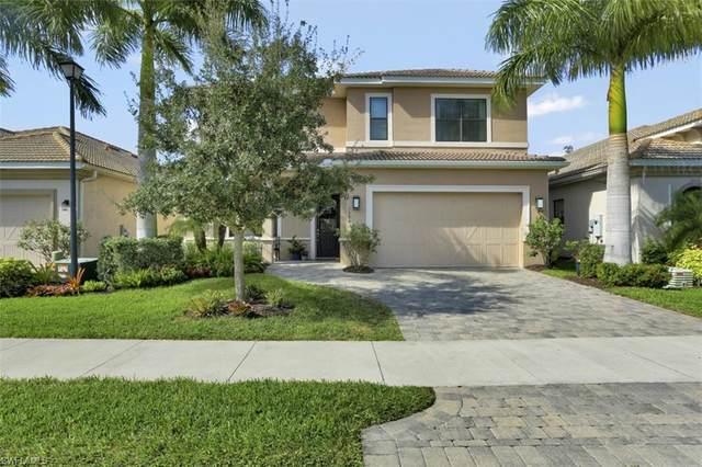 1506 Serrano Cir, Naples, FL 34105 (#220009224) :: The Dellatorè Real Estate Group