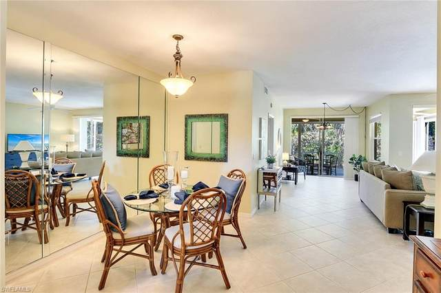 6805 Huntington Lakes Cir #102, Naples, FL 34119 (MLS #220009253) :: Kris Asquith's Diamond Coastal Group