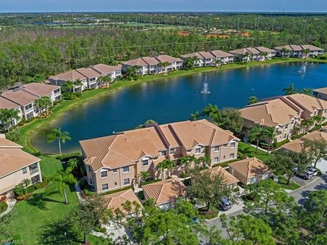 6295 Wilshire Pines Cir 6-607, Naples, FL 34109 (MLS #220009520) :: RE/MAX Radiance
