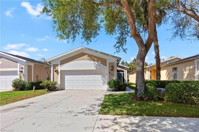8631 Ibis Cove Cir, Naples, FL 34119 (#220009884) :: Equity Realty