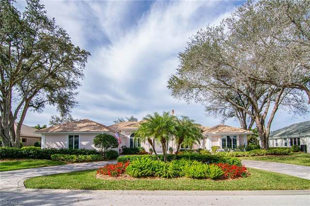417 Rosemeade Ln, Naples, FL 34105 (MLS #220009900) :: Sand Dollar Group