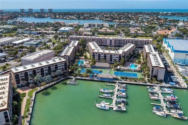 1011 Anglers Cv #302, Marco Island, FL 34145 (MLS #220010058) :: Kris Asquith's Diamond Coastal Group