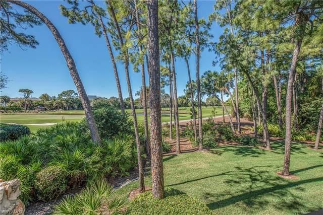 109 Clubhouse Ln #296, Naples, FL 34105 (#220010150) :: Caine Premier Properties