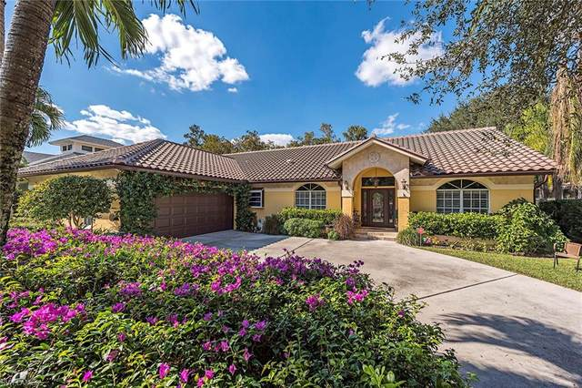 6933 Wellington Dr, Naples, FL 34109 (#220010195) :: Jason Schiering, PA