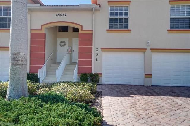 25057 Peacock Ln #202, Naples, FL 34114 (MLS #220010260) :: Clausen Properties, Inc.