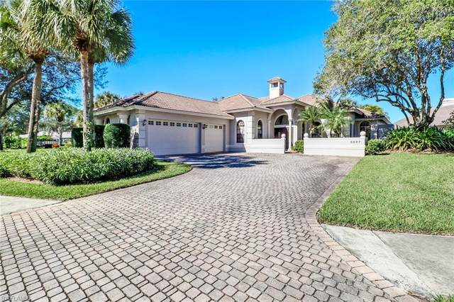 5847 Whisperwood Ct, Naples, FL 34110 (MLS #220010309) :: Kris Asquith's Diamond Coastal Group