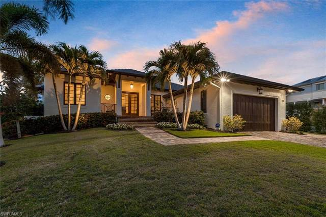 159 Conners Ave, Naples, FL 34108 (MLS #220010357) :: Kris Asquith's Diamond Coastal Group