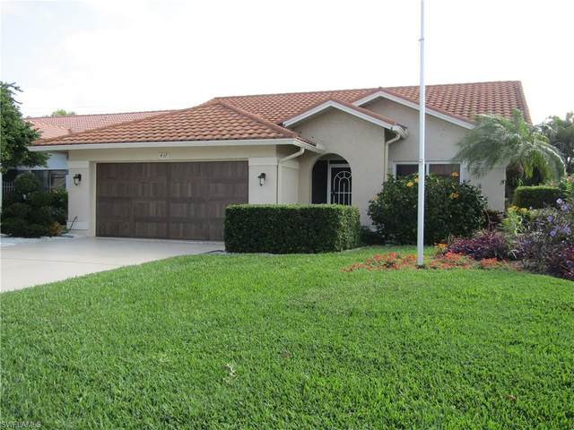 437 Fox Den Cir, Naples, FL 34104 (MLS #220010395) :: Sand Dollar Group