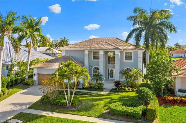 331 Colonial Ave, Marco Island, FL 34145 (MLS #220010445) :: Kris Asquith's Diamond Coastal Group