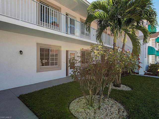 250 Gabriel Cir #3709, Naples, FL 34104 (MLS #220010721) :: Team Swanbeck