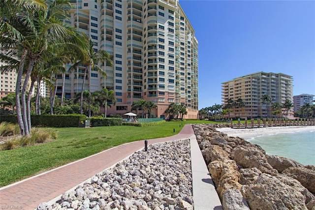 980 Cape Marco Dr #1507, Marco Island, FL 34145 (#220010781) :: The Dellatorè Real Estate Group
