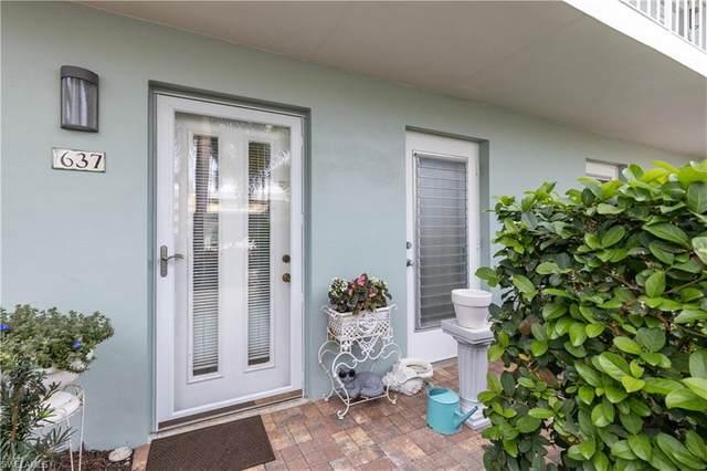 637 12th Ave S #637, Naples, FL 34102 (#220010789) :: The Dellatorè Real Estate Group