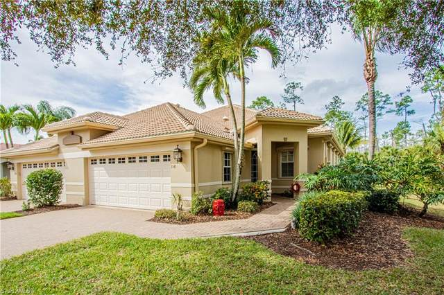 3545 Periwinkle Way 1-54, Naples, FL 34114 (MLS #220010922) :: Team Swanbeck