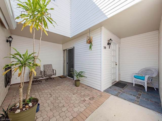 510 Bristle Cone Ln #56, Naples, FL 34113 (MLS #220011038) :: Kris Asquith's Diamond Coastal Group