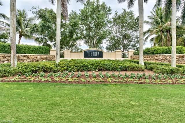 2838 Tiburon Blvd E #102, Naples, FL 34109 (MLS #220011056) :: Kris Asquith's Diamond Coastal Group
