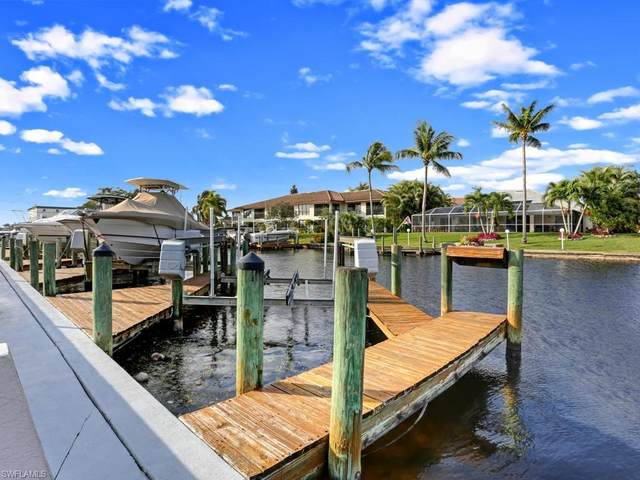 1645 SE 46th Ln #104, Cape Coral, FL 33904 (MLS #220011160) :: Clausen Properties, Inc.