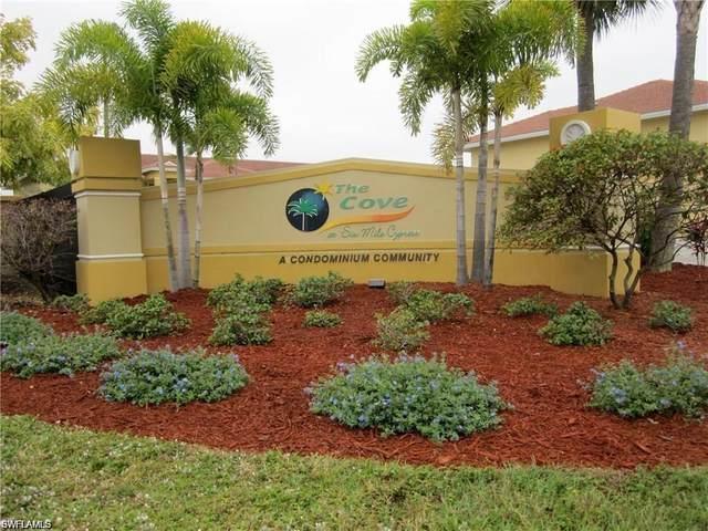 8546 Bernwood Cove Loop #1102, Fort Myers, FL 33966 (#220011410) :: Jason Schiering, PA