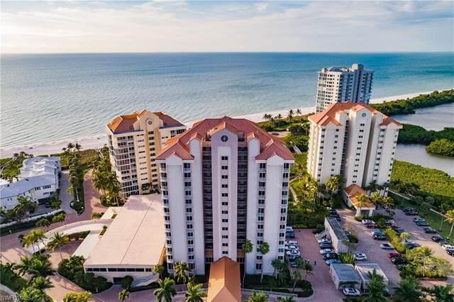 40 Seagate Dr 303-A, Naples, FL 34103 (MLS #220011562) :: Kris Asquith's Diamond Coastal Group