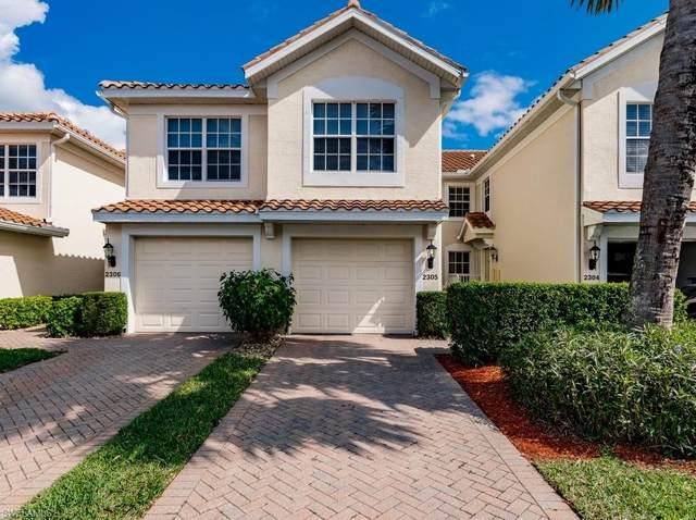 1390 Tiffany Ln #2305, Naples, FL 34105 (#220011568) :: The Dellatorè Real Estate Group