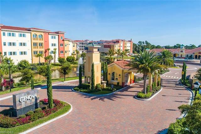 21490 Strada Nuova Cir #205, Estero, FL 33928 (MLS #220011693) :: Palm Paradise Real Estate