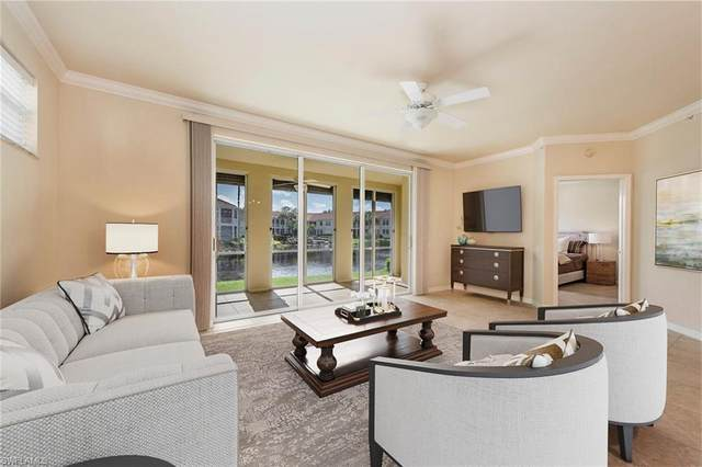 500 Lambiance Cir #101, Naples, FL 34108 (MLS #220011726) :: Clausen Properties, Inc.