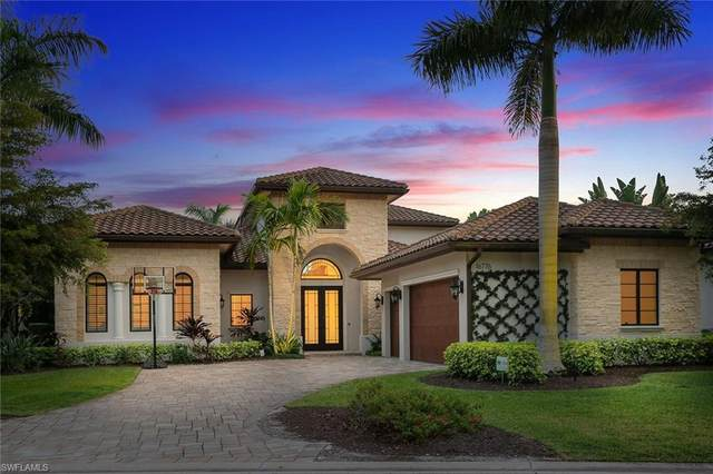16776 Brightling Way, Naples, FL 34110 (MLS #220011739) :: The Keller Group