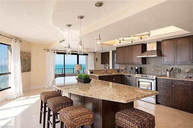 4451 Gulf Shore Blvd N #1802, Naples, FL 34103 (MLS #220011756) :: Kris Asquith's Diamond Coastal Group