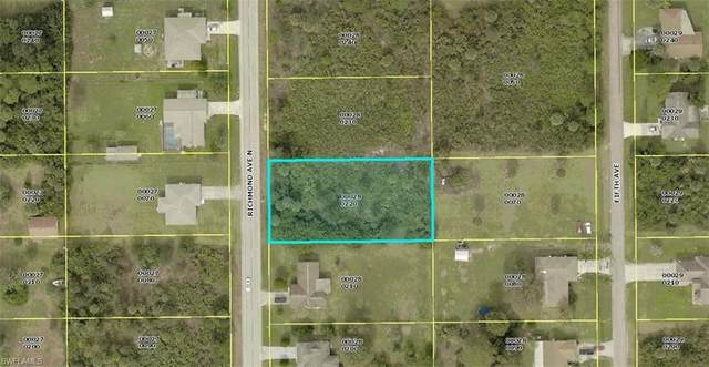 616 Richmond Ave N, Lehigh Acres, FL 33972 (MLS #220011787) :: RE/MAX Realty Group