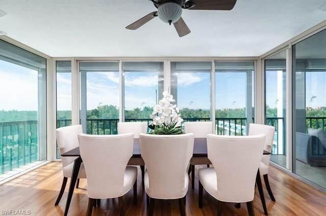 7515 Pelican Bay Blvd 4B, Naples, FL 34108 (MLS #220011791) :: Clausen Properties, Inc.