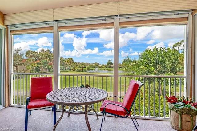 3365 Grand Cypress Dr #202, Naples, FL 34119 (MLS #220011901) :: Kris Asquith's Diamond Coastal Group