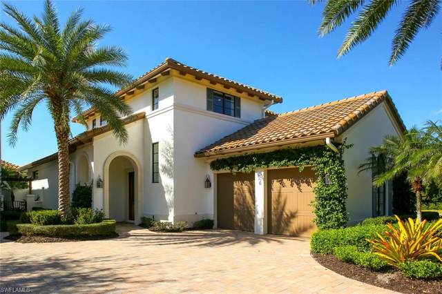 16520 Talis Park Dr, Naples, FL 34110 (MLS #220011919) :: The Keller Group