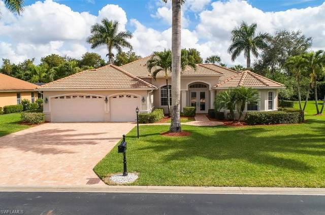 2075 Imperial Cir, Naples, FL 34110 (MLS #220012040) :: #1 Real Estate Services