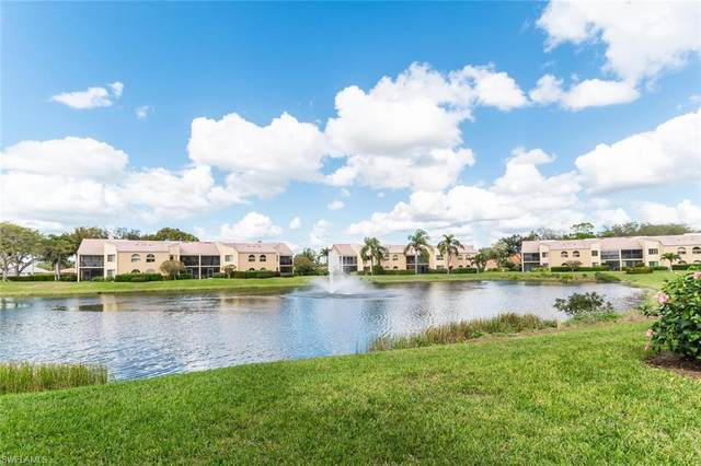 607 Beachwalk Cir K-102, Naples, FL 34108 (MLS #220012173) :: #1 Real Estate Services