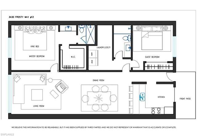 3430 Frosty Way #5012, Naples, FL 34112 (#220012177) :: The Dellatorè Real Estate Group