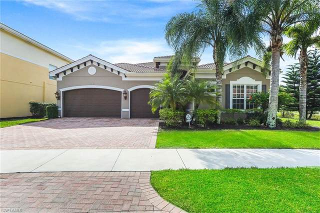 6640 Marbella Ln, Naples, FL 34105 (MLS #220012183) :: Sand Dollar Group