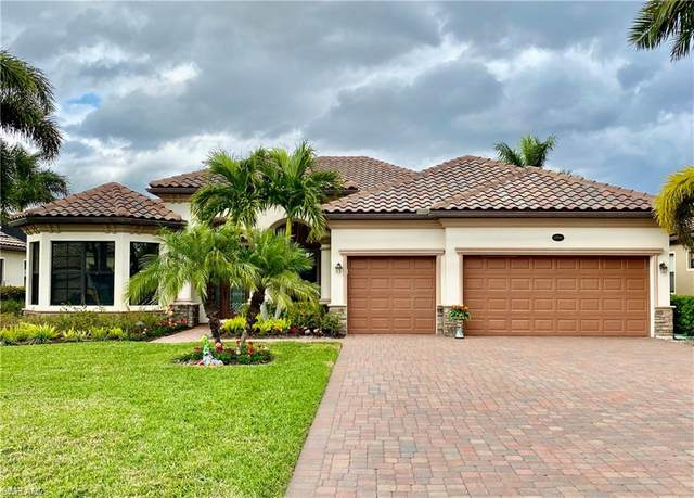 10141 Biscayne Bay Ln, Naples, FL 34120 (MLS #220012187) :: The Naples Beach And Homes Team/MVP Realty