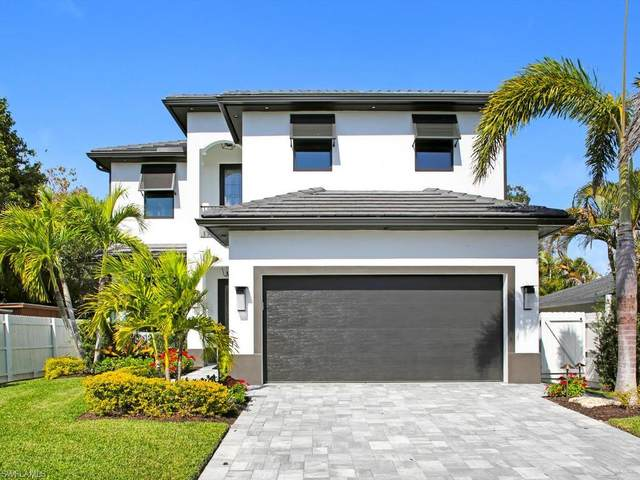 3355 Hibiscus Ave, Naples, FL 34104 (#220012189) :: Southwest Florida R.E. Group Inc