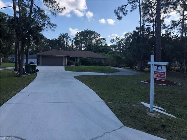 5180 Coral Wood Dr, Naples, FL 34119 (#220012399) :: Equity Realty