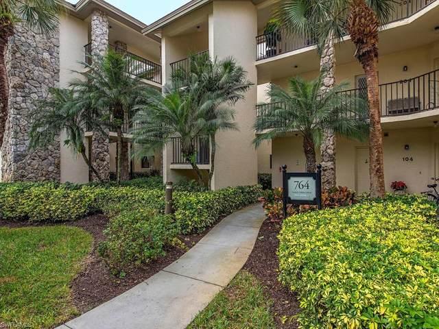 764 Eagle Creek Dr #302, Naples, FL 34113 (#220012445) :: Caine Premier Properties