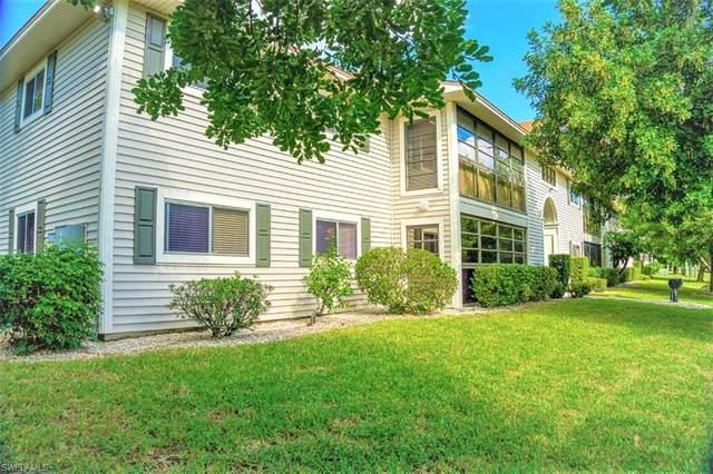8121 S Woods Cir #15, Fort Myers, FL 33919 (MLS #220012564) :: Kris Asquith's Diamond Coastal Group
