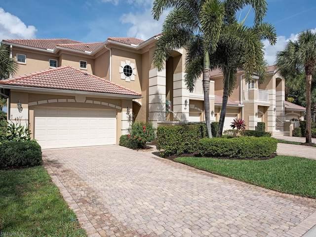 2330 Mont Claire Dr L-101, Naples, FL 34109 (MLS #220012599) :: #1 Real Estate Services