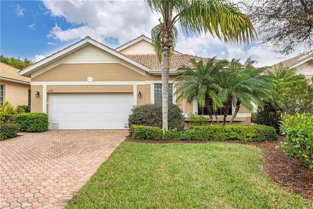 328 Steerforth Ct, Naples, FL 34110 (MLS #220012619) :: Team Swanbeck