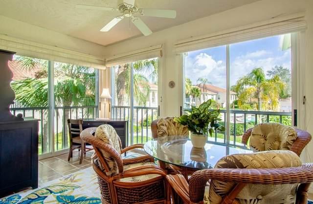 110 Siena Way #208, Naples, FL 34119 (MLS #220012632) :: Kris Asquith's Diamond Coastal Group