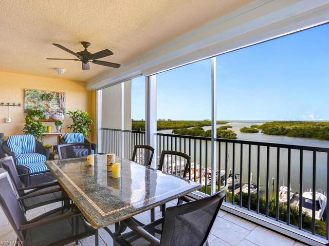 435 Dockside Dr #603, Naples, FL 34110 (MLS #220012646) :: Kris Asquith's Diamond Coastal Group