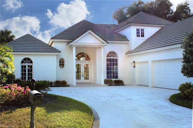 700 Pine Creek Ln, Naples, FL 34108 (MLS #220012740) :: RE/MAX Radiance