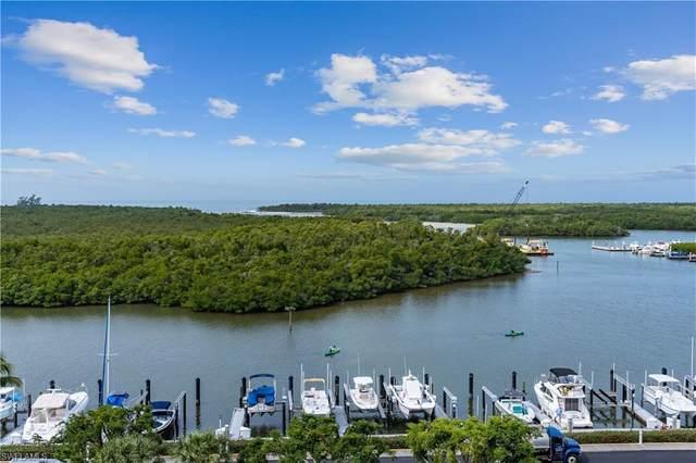 13105 Vanderbilt Dr #805, Naples, FL 34110 (MLS #220012761) :: #1 Real Estate Services